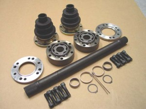 CV Joint Axle Boot